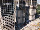 Ход строительства дома Литер 1 в ЖК Звезда Столицы - фото 61, Май 2019
