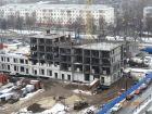 Ход строительства дома № 7 в ЖК Планетарий - фото 29, Декабрь 2017