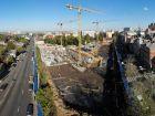 ЖК Симфония Нижнего - ход строительства, фото 210, Октябрь 2018