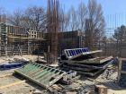 ЖК Гранд Панорама - ход строительства, фото 15, Апрель 2021