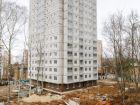 Ход строительства дома № 1 в ЖК Маленькая страна - фото 5, Апрель 2017