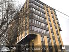 ЖК Марксистский - ход строительства, фото 7, Март 2021