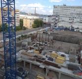 Ход строительства дома № 2 корпус 2 в ЖК Новоостровский -