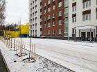 ЖК Каскад на Ленина - ход строительства, фото 80, Декабрь 2020
