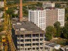 Ход строительства дома № 2 в ЖК Заречье - фото 1, Сентябрь 2021