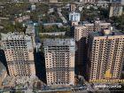 ЖК Центральный-2 - ход строительства, фото 80, Сентябрь 2018