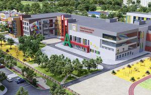 Школа на 1500 учеников в Пролетарском районе Ростова