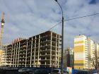 Ход строительства дома № 3 в ЖК На Победной - фото 20, Февраль 2016
