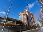 ЖК 230 футов - ход строительства, фото 33, Март 2019