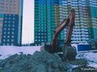 Ход строительства дома № 8 в ЖК Красная поляна - фото 37, Декабрь 2016
