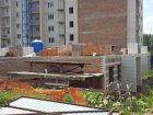 Ход строительства дома Секция 3 в ЖК Сиреневый квартал - фото 30, Май 2020