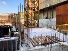 ЖК Крепостной вал - ход строительства, фото 51, Март 2018