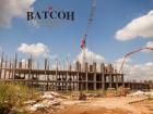 Ход строительства дома № 3 в ЖК Ватсон - фото 25, Сентябрь 2019