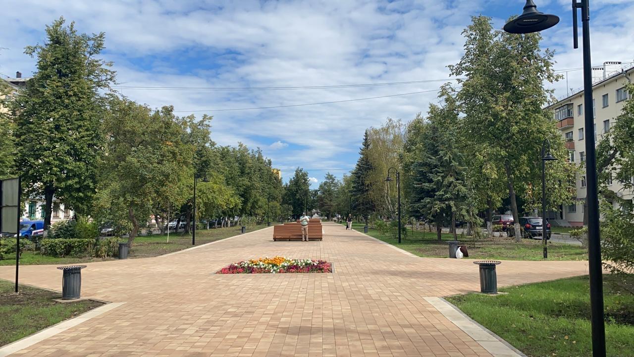 Начало нового. Как изменился сквер на бульвар Юбилейном накануне 800-летия Нижнего Новгорода - фото 2