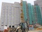 Ход строительства дома 61 в ЖК Москва Град - фото 27, Август 2019