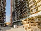 Ход строительства дома Литер 1 в ЖК Первый - фото 90, Сентябрь 2018