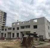 Ход строительства дома 62/3, № 5 в ЖК Парк Горького -