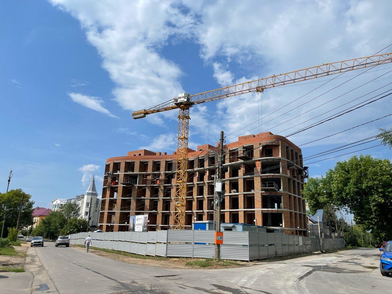 Вице-премьер назвал требуемые темпы роста ввода жилья в регионах России