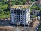 Ход строительства дома № 15 в ЖК Академический - фото 47, Июль 2019