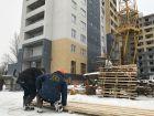 Ход строительства дома № 1 в ЖК Удачный 2 - фото 76, Февраль 2020