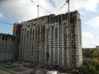 ЖК West Side (Вест Сайд) - ход строительства, фото 67, Сентябрь 2019