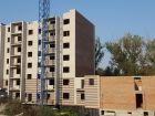 Ход строительства дома Секция 3 в ЖК Сиреневый квартал - фото 52, Сентябрь 2019