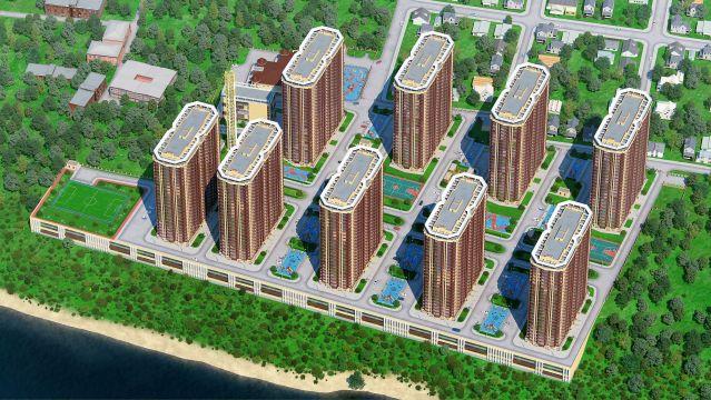 ЖК Город у реки - фото 8