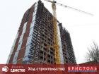 ЖК Бристоль - ход строительства, фото 74, Апрель 2019
