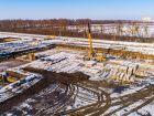Ход строительства дома Литер 3 в ЖК Самолет 2 - фото 20, Декабрь 2020