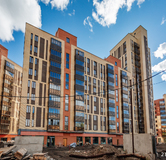 Ход строительства дома № 20 в ЖК Южный Берег -