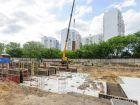 ЖД Жемчужный - ход строительства, фото 21, Июнь 2021