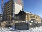 Ход строительства дома 2 очередь в ЖК Свобода - фото 34, Февраль 2018