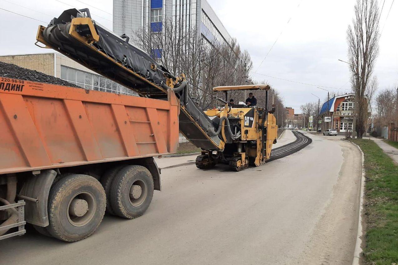 На ремонт 10 автодорог в Таганроге в рамках национального проекта направят 108 млн рублей