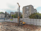 ЖК Ленина, 46 - ход строительства, фото 16, Июнь 2021