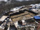 Ход строительства дома № 2 в ЖК Подкова на Родионова - фото 26, Апрель 2021
