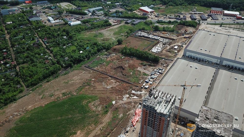 Шесть высотных домов возведут на Ракитовском шоссе в Самаре