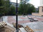 Ход строительства дома № 1 в ЖК Дворянский - фото 22, Июнь 2018