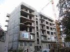Ход строительства дома № 1 в ЖК Дворянский - фото 75, Сентябрь 2016