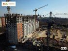ЖК West Side (Вест Сайд) - ход строительства, фото 92, Апрель 2019
