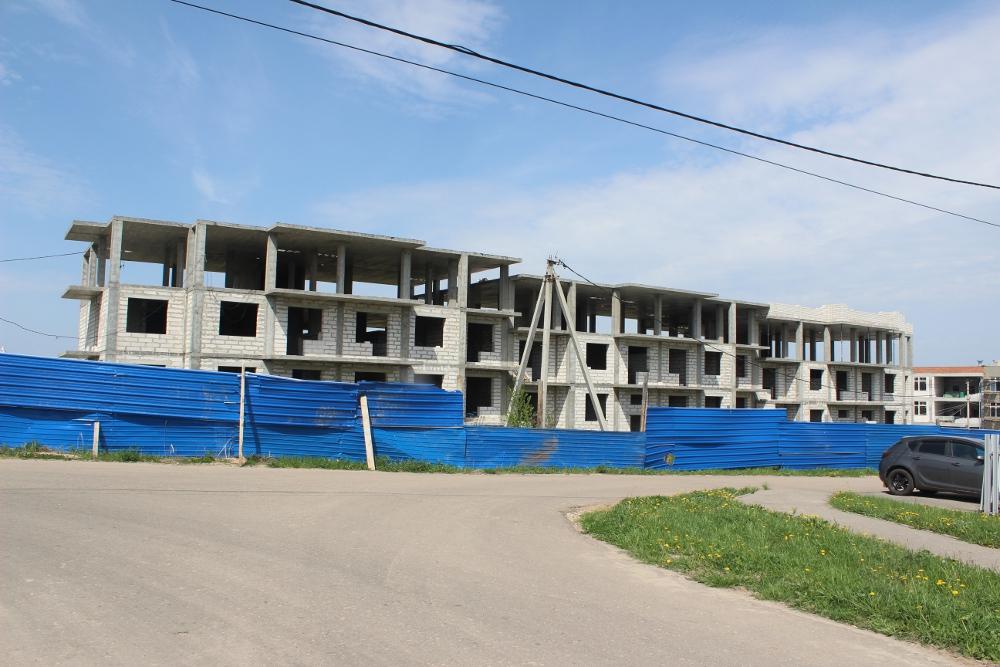В России стало на 122 долгостроя многоквартирных домов меньше