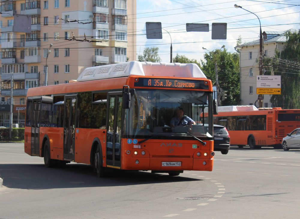Стало известно, где будут курсировать новые автобусы в Нижнем Новгороде