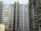 Ход строительства дома № 12 в ЖК На Победной - фото 10, Февраль 2015