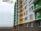 ЖК Зеленый берег Life - ход строительства, фото 20, Сентябрь 2018
