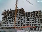 ЖК На Высоте - ход строительства, фото 74, Октябрь 2020