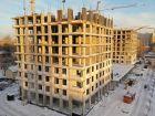 Ход строительства дома № 1 второй пусковой комплекс в ЖК Маяковский Парк - фото 57, Январь 2021