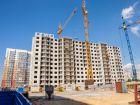 Ход строительства дома № 15 в ЖК ЮГ - фото 5, Июнь 2016