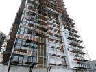 Ход строительства дома Литер 1 в ЖК Первый - фото 50, Декабрь 2018