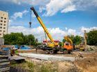 Ход строительства дома № 2 в ЖК Каскад на Автозаводе - фото 7, Август 2021