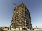 Ход строительства дома Литер 6 в ЖК Южный Берег - фото 9, Март 2020