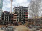 ЖК Новая Тверская - ход строительства, фото 81, Апрель 2019